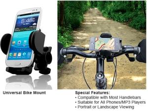 bike mount for cellphone