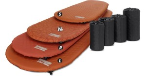sizes of therma rest