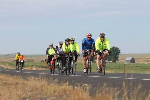 Big Ride Across America 2014