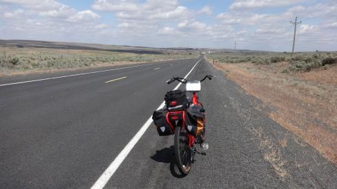 The Big Ride Across America - Three Batteries