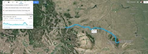 Bike Ride through the Black Hills