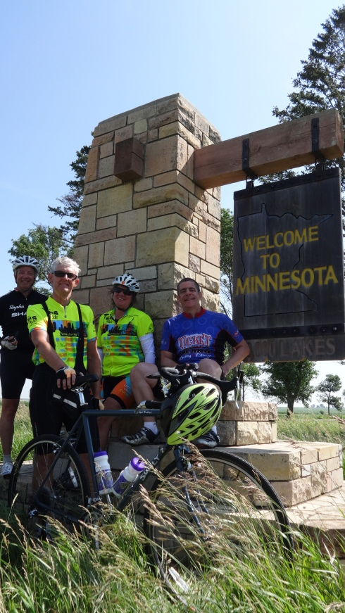 Minnesota cycling